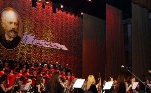 Астрахань готовится к 180-летию Чайковского