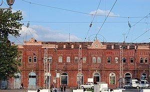 Жителей Таганрога шокировал «уродливый» ремонт здания старого вокзала
