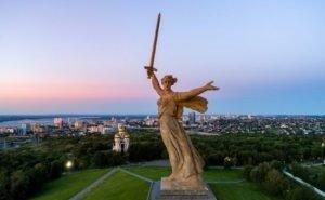В Волгоград чаще всего приезжают туристы из Белоруссии, Армении и Казахстана