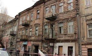 В Ростове продолжают разрушаться старинные здания