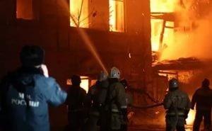 Пожары в историческом центре Ростова активисты считают неслучайными