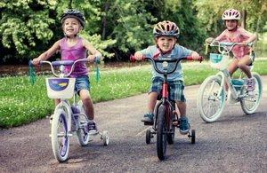 Как выбрать первый двухколесный велосипед для ребенка
