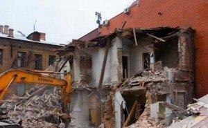 За один день в Ростове сравняли с землёй три старинных особняка
