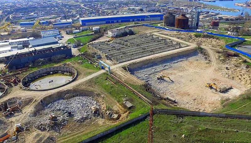 Куда уходят федеральные деньги: ситуация со строительством КОС «Южные» в Севастополе