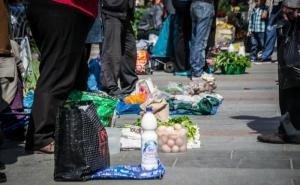 Борьба с уличными торговцами в Ростове ожидаемых результатов пока не даёт
