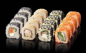 Преимущества доставки суши на дом и в офис