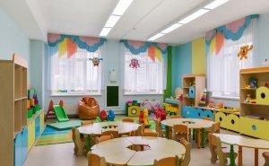 В Волгоградской области к Новому году сдали четыре детских сада