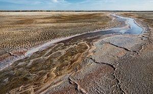 В Астраханской области может исчезнуть озеро