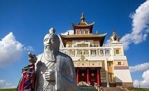 Главный буддийский храм Калмыкии закрыт из-за вспышки коронавируса