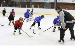 На базе ледовой арены «Оштен» в Майкопе откроют детскую секцию хоккея