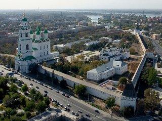 Астрахань – рай для любителей достопримечательностей и активного отдыха