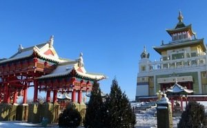 В Калмыкии 22 раза плавили гололёд