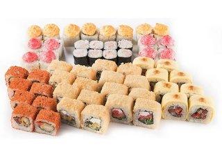 Доставка вкусных и свежих суши от компании Rollbox