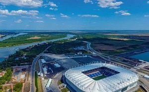 Зелёную зону у «Ростов-Арены» хотят застроить