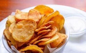 Астраханцы придумали рецепты полезных чипсов