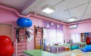 В Адыгее детям с заболеваниями ЦНС помогают в Центре реабилитации
