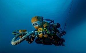 В Астрахани прошли соревнования по подводной робототехнике