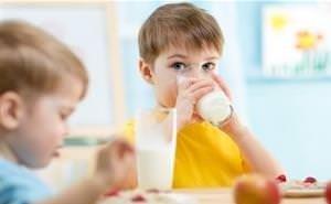 Детей в Калмыкии кормили фальсифицированной молочной продукцией