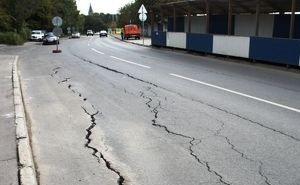 На отремонтированных дорогах Краснодара обнаружены дефекты