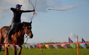 Турнир по конной стрельбе из лука Элисты вошёл в календарь всероссийских соревнований
