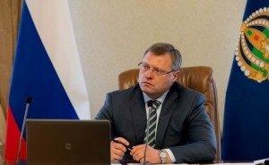 Астраханский губернатор призвал строить больше жилья