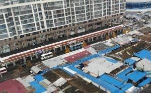 Что будет на месте Скобяного рынка в Краснодаре?