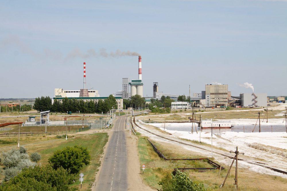 Рейдеры устроили атаку на ОАО «Кучуксульфат»