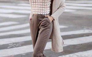 Стильные женские наряды бренда H&M