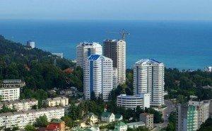 Цены на недвижимость в Сочи стали выше, чем в Москве