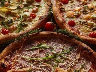 Самая вкусная пицца в Харькове – у Double Cheese
