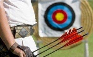 В Элисте прошёл 3D-турнир по стрельбе из лука