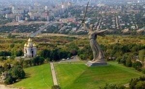 Власти Волгограда опровергают застройку Мамаева кургана
