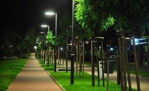 Почему светодиодные уличные светильники так популярны