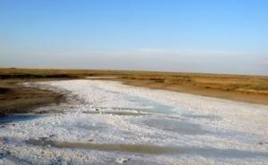 На Солёном озере Калмыкии создадут базу отдыха