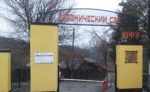 В Ростове объяснили, почему вход в Ботанический сад стал платным