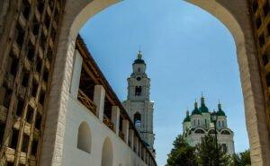 Астраханский кремль номинирован на включение в список мирового наследия