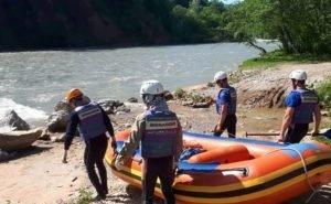 В Адыгее нашли тело второго из трёх унесённых рекой туристов