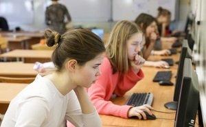 Выпускников школ Адыгеи готовят к экзаменам на интерактивном оборудовании