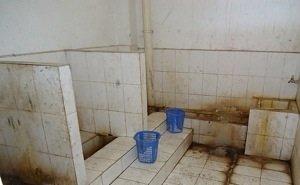 Волгоград опозорился на всю страну школьным туалетом