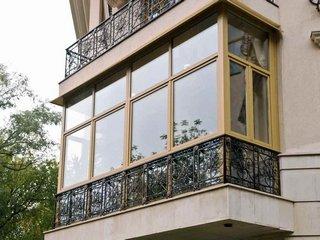 Теплое и холодное остекление балконов и лоджий