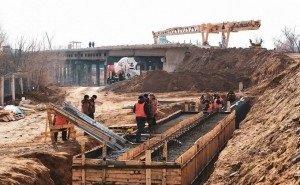На Милицейском мосту Астрахани частично откроют движение