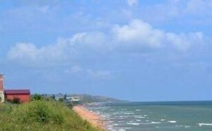 Азовское море постепенно «забирает» часть суши
