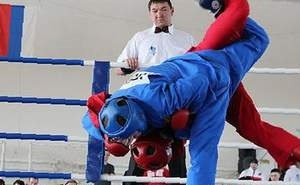 В Калмыкии развивается новый вид спорта — универсальный бой