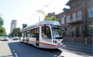 Таганрог попал в ТОП-3 в России по развитию общественного транспорта