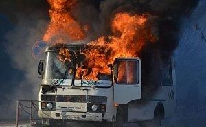 Названа причина возгорания автобусов в Ростове