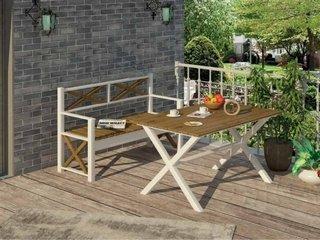 Садовый стол - функциональный предмет участка и центр внимания гостей