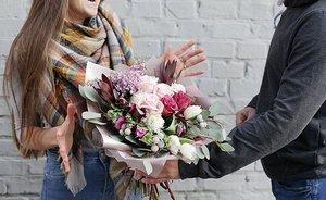 Выгодная доставка цветов