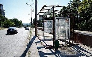 В Астрахани не осталось ни одной целой остановки