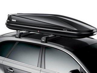 Что учитывать при выборе подходящего багажники Thule
