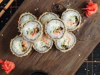 Быстрая доставка суши в Одессе от компании Ris